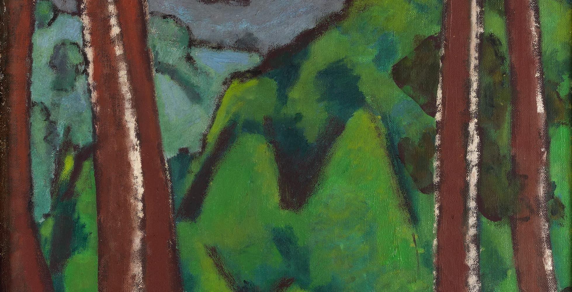 Waldlandschaft | 1935/36