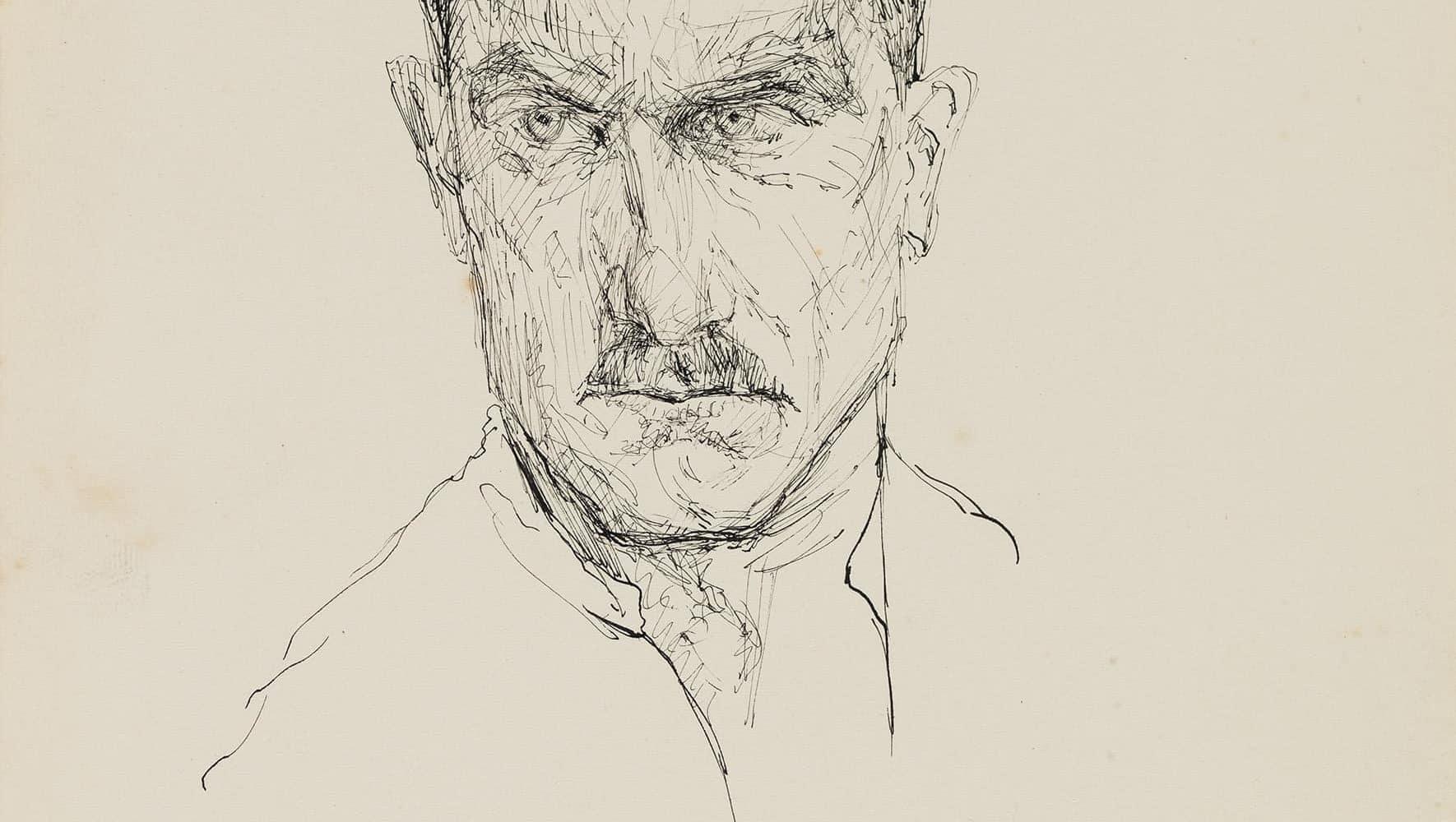 Selbstporträt | 1920