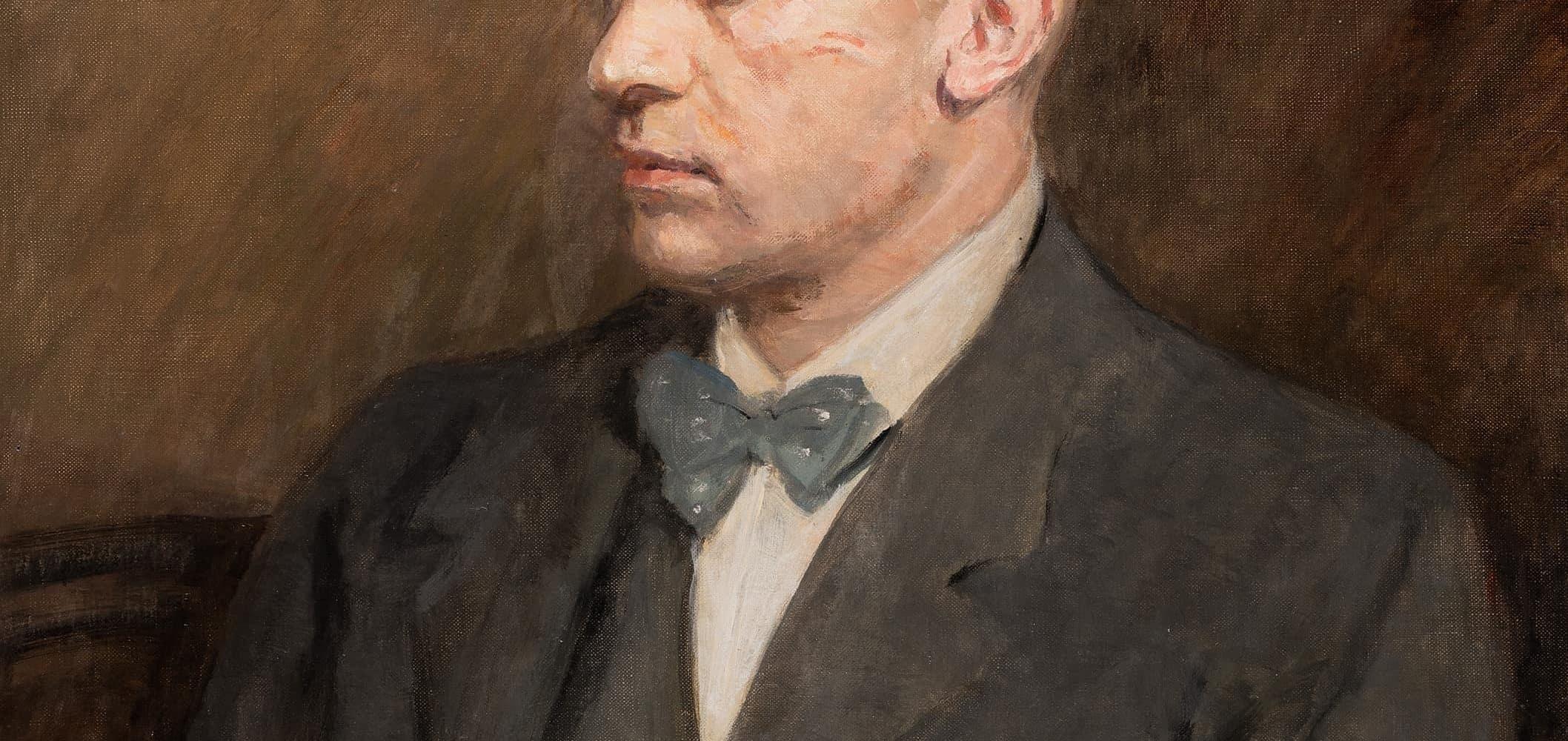 Porträt Dr. Siegmund Müller (1881–1938) | o. D.