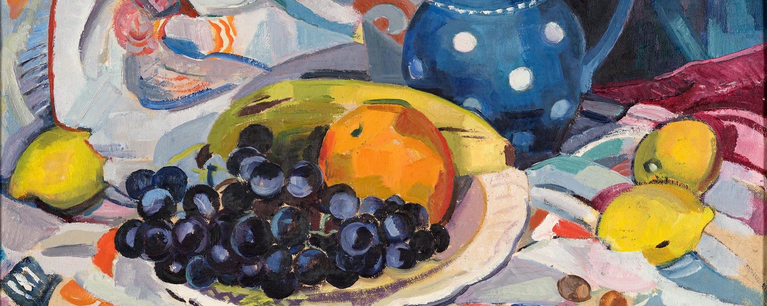 Früchtestillleben mit Krug | 1936