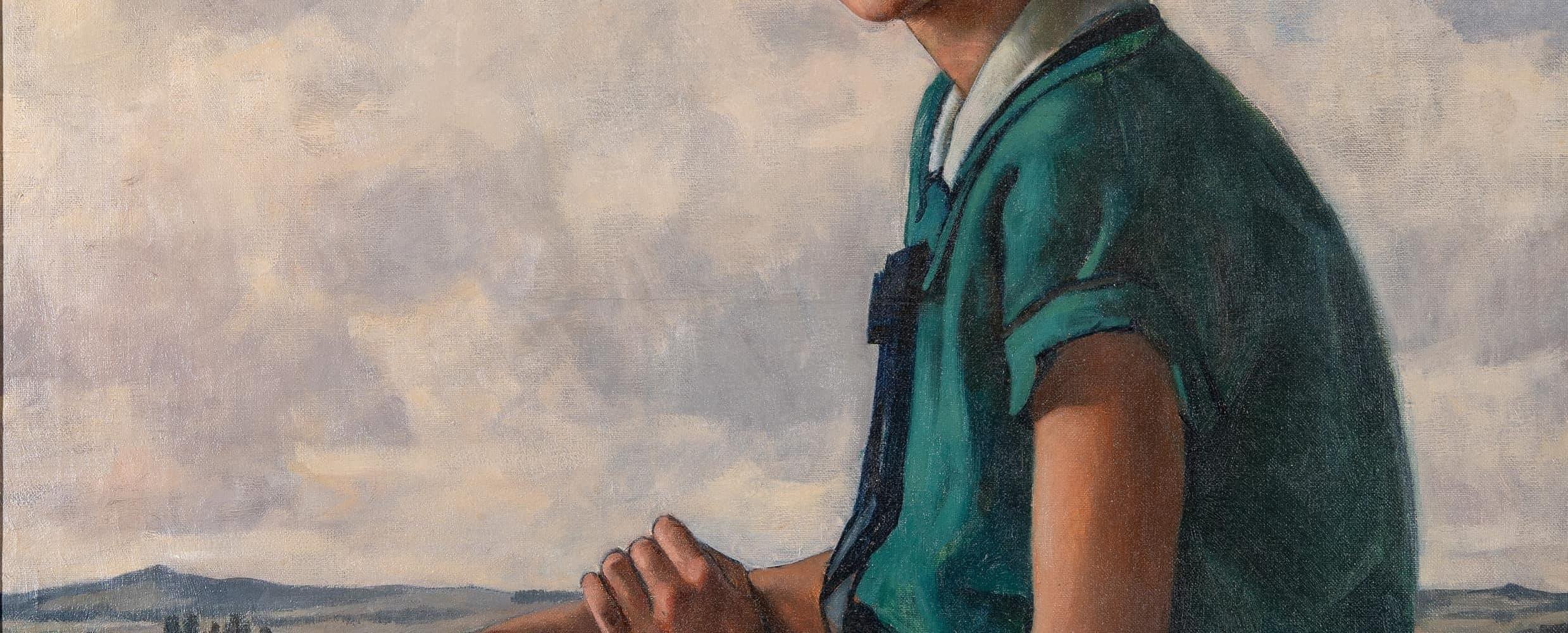 Porträt Herta Scholl | 1926