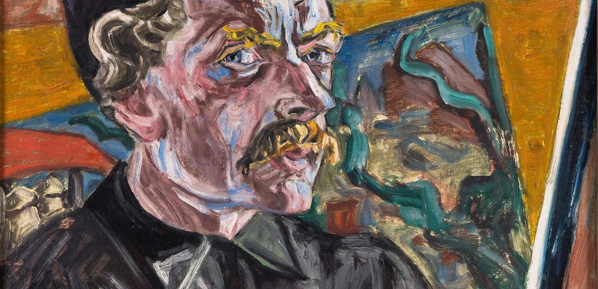 Der Maler in seinem Atelier | 1951