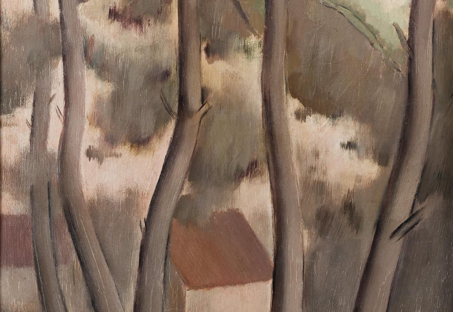 Häuser im Wald | o. D.