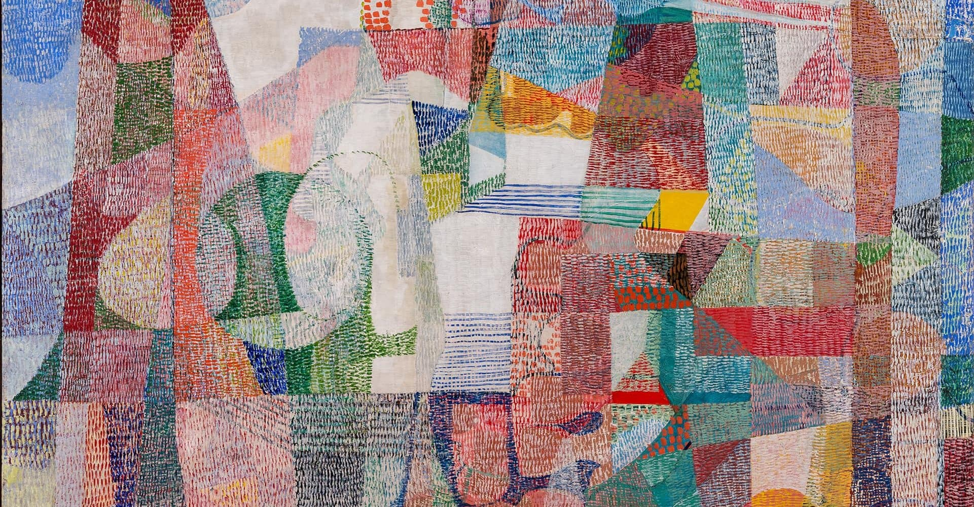 Komposition im weißen Feld | 1931/32