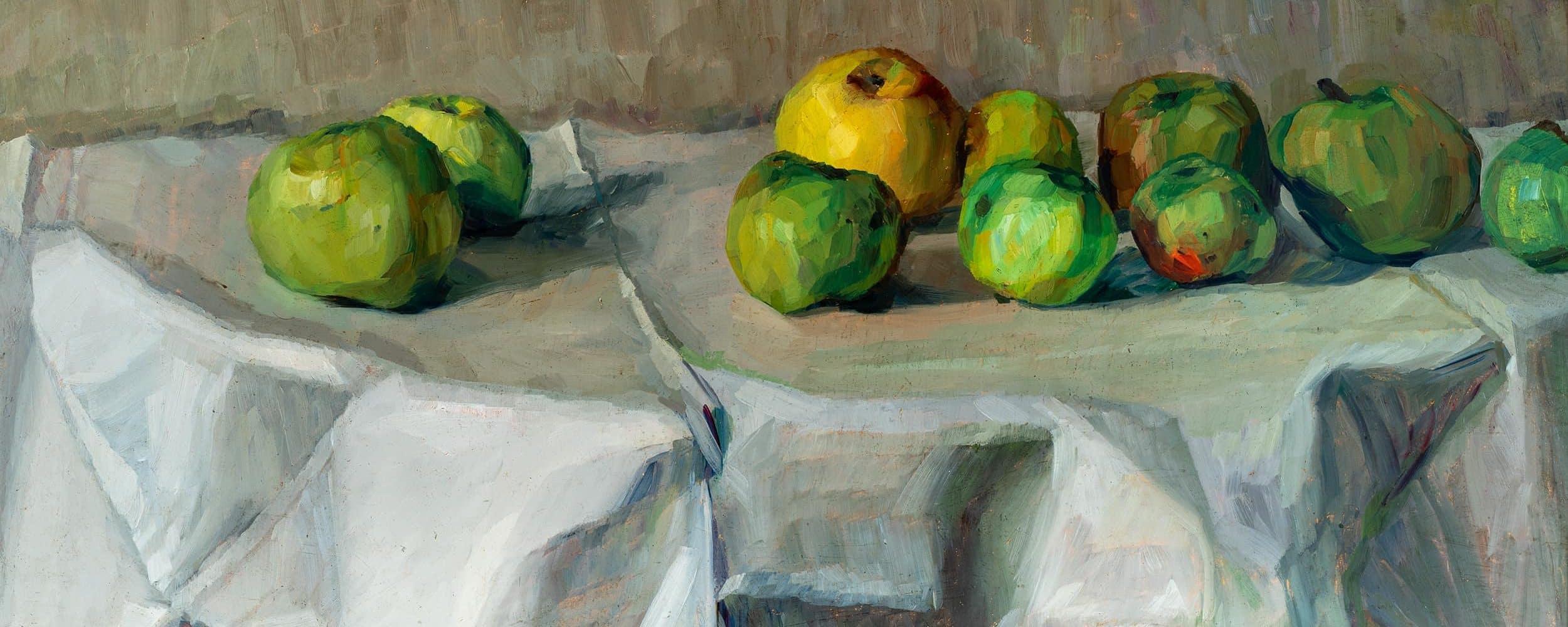 Grüne Äpfel | 1905/06