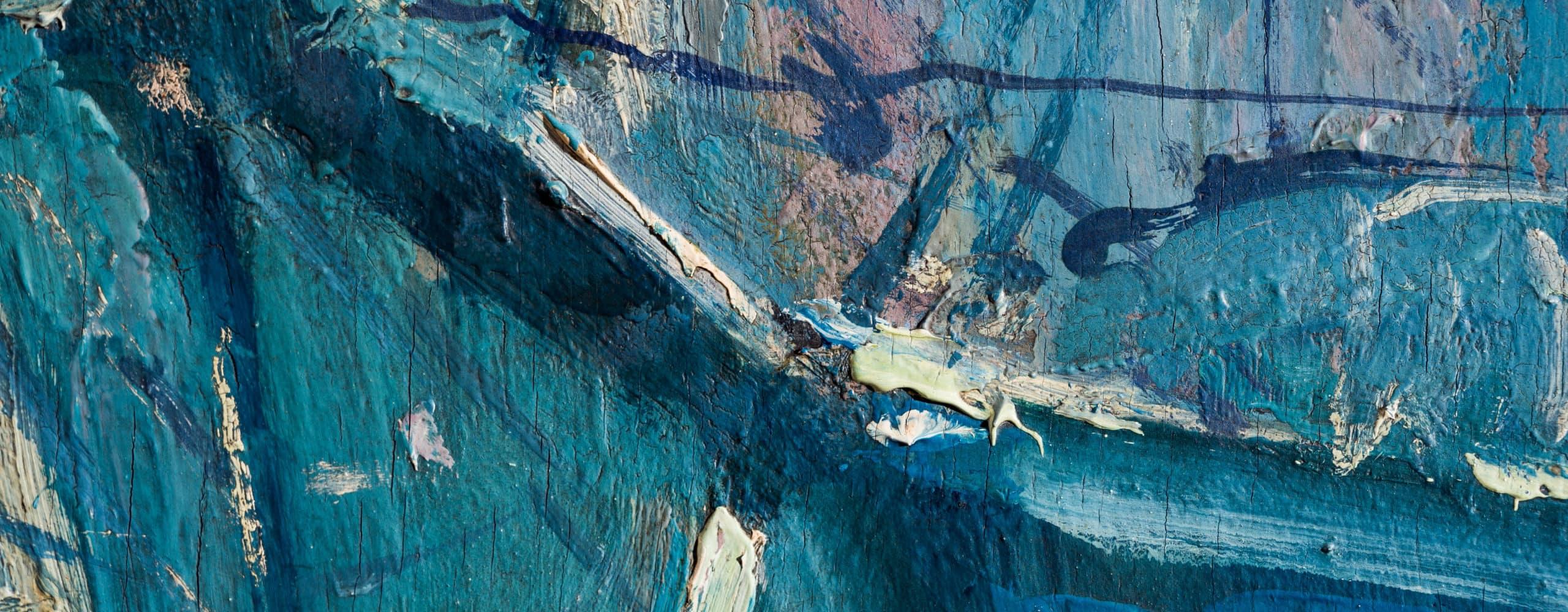 Großsegler auf hoher See | 1927