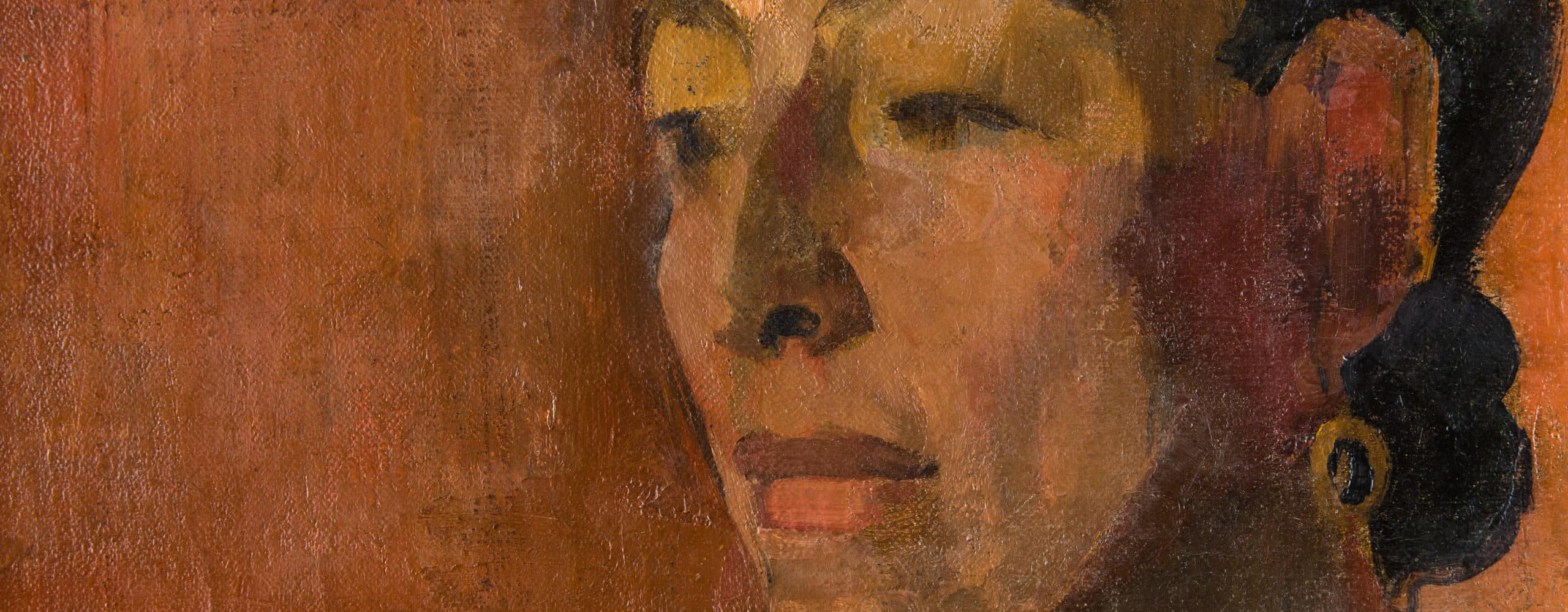 Porträt Käthe Schmitz Imhoff (1893–1985) | 1927/28
