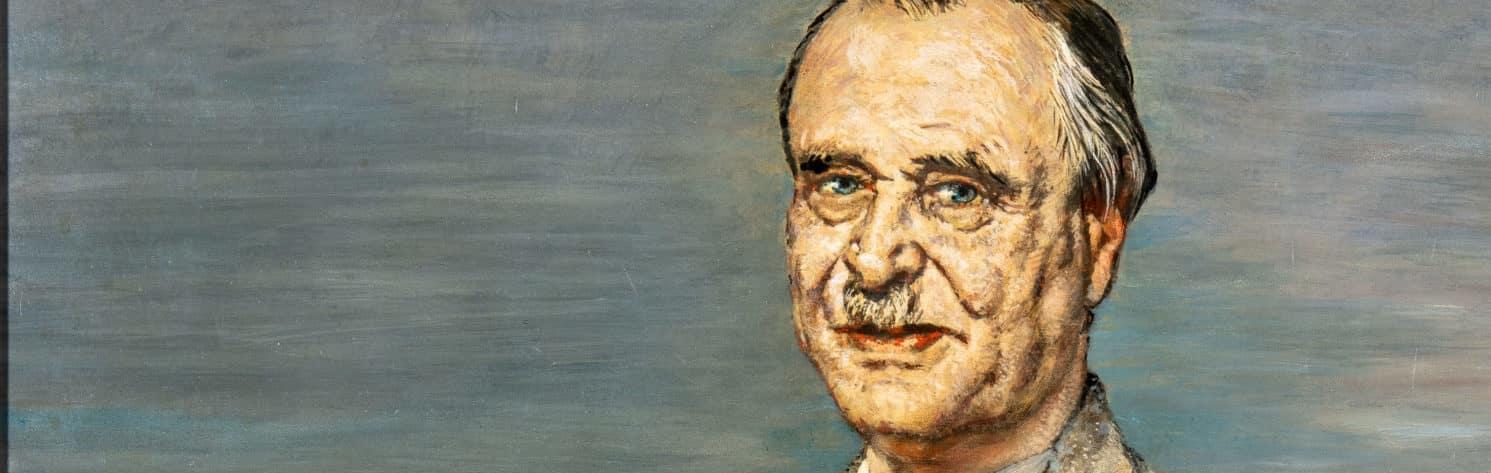 Porträt Dr. Friedrich Maase (1878–1959) | o. D.