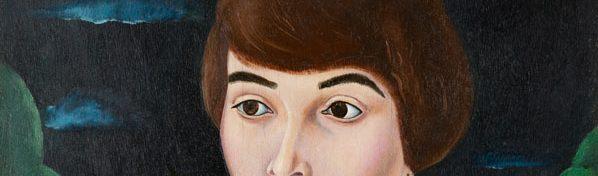 Damenporträt | 1924
