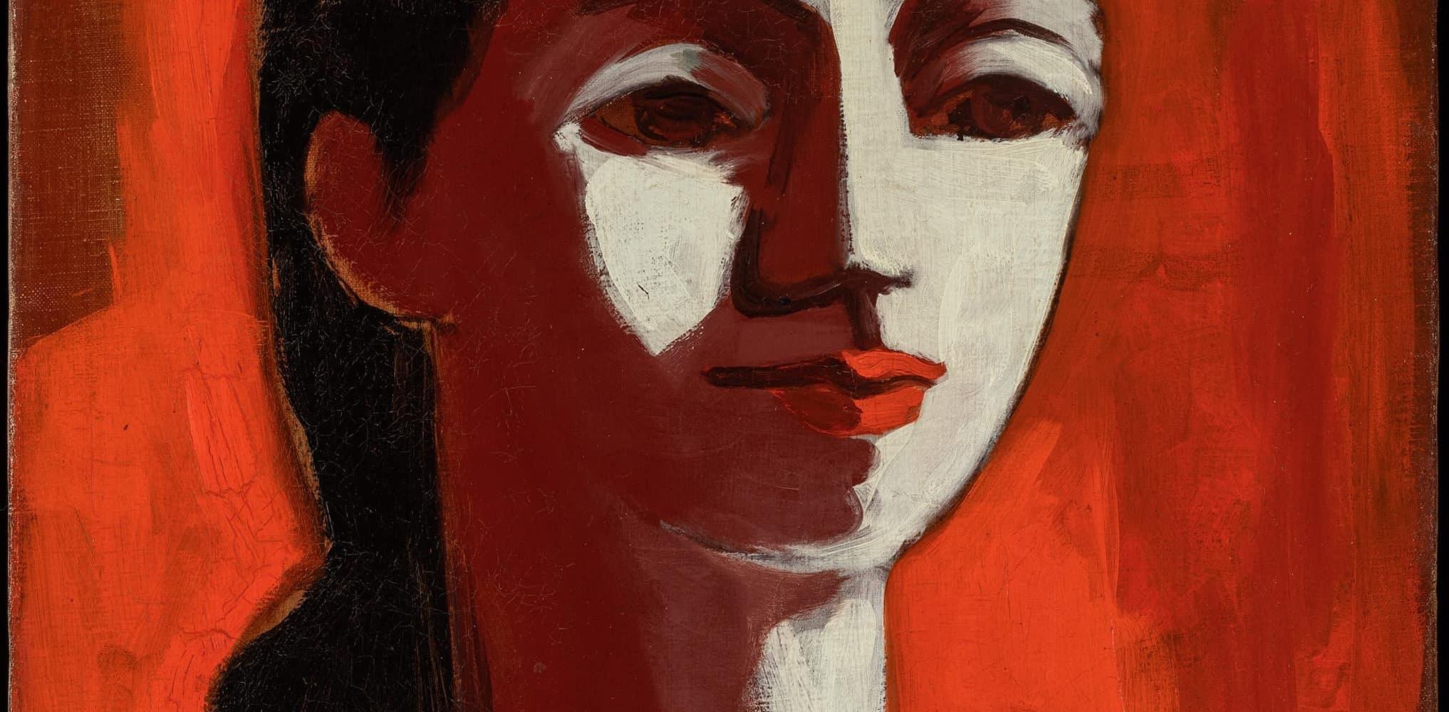 Mädchenbildnis | 1949